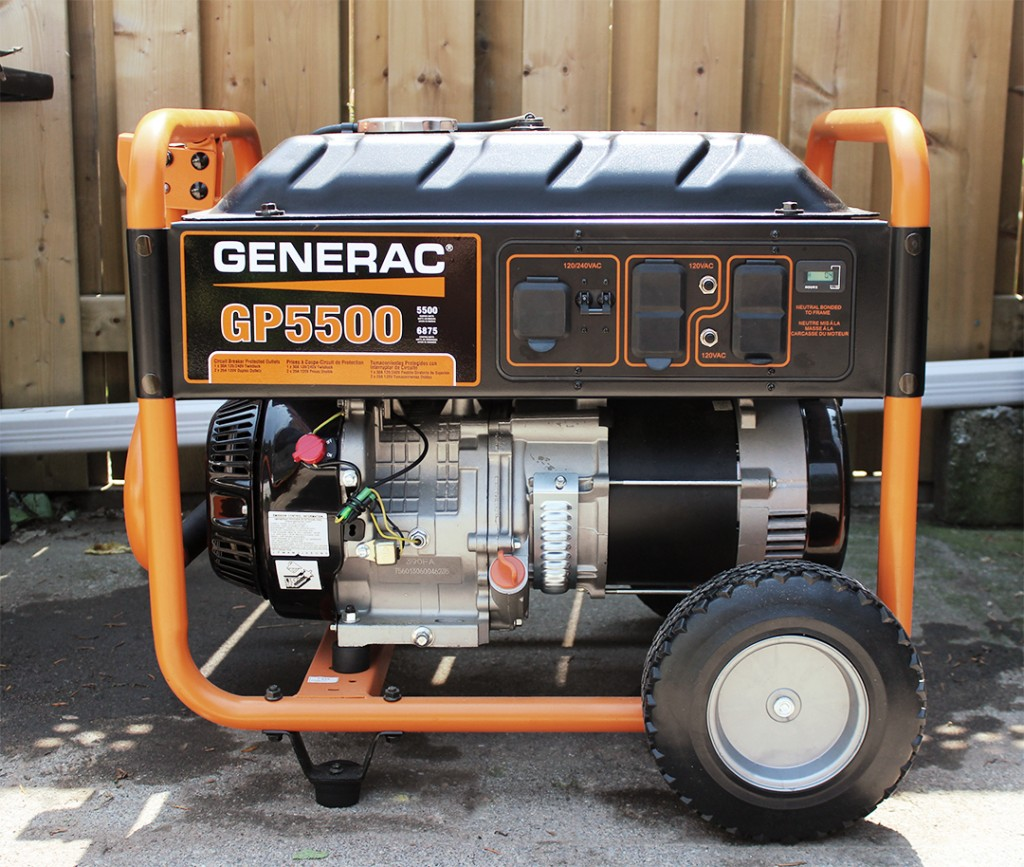 Generac 5500 Generator