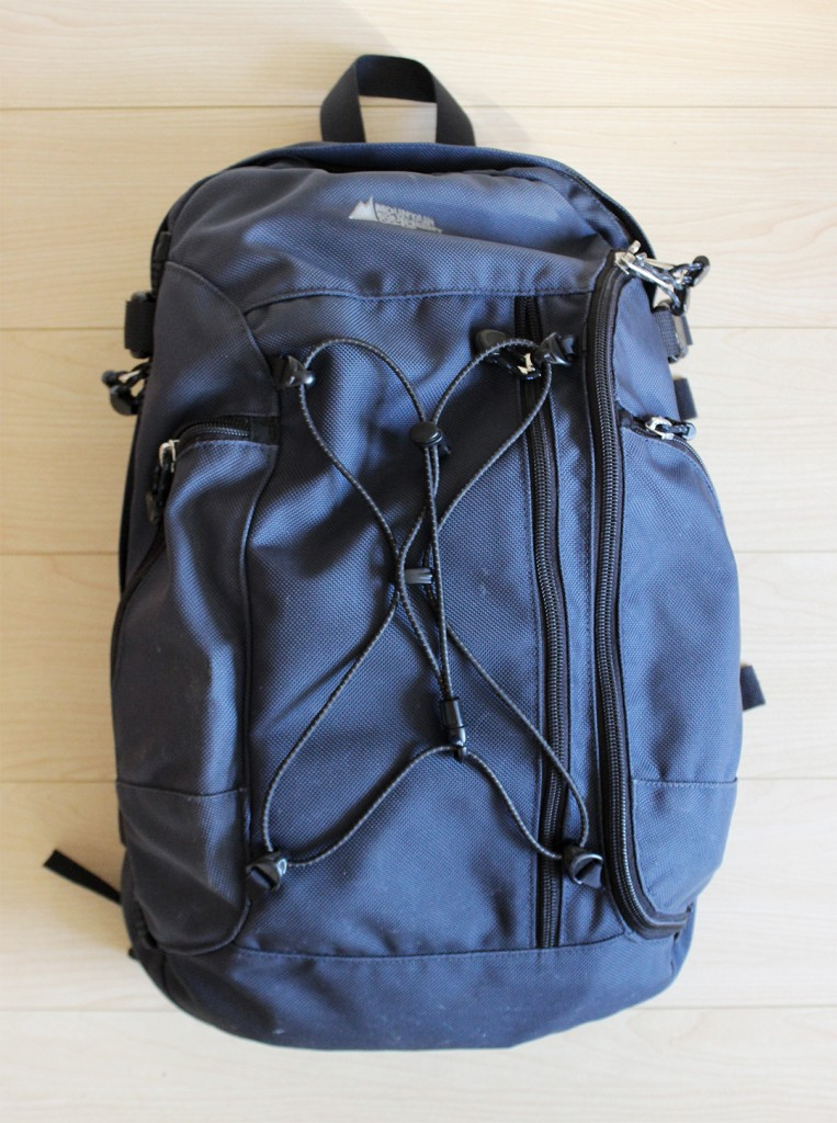 Mountain Equipment Co-op Luggage Day Pack - EDC
